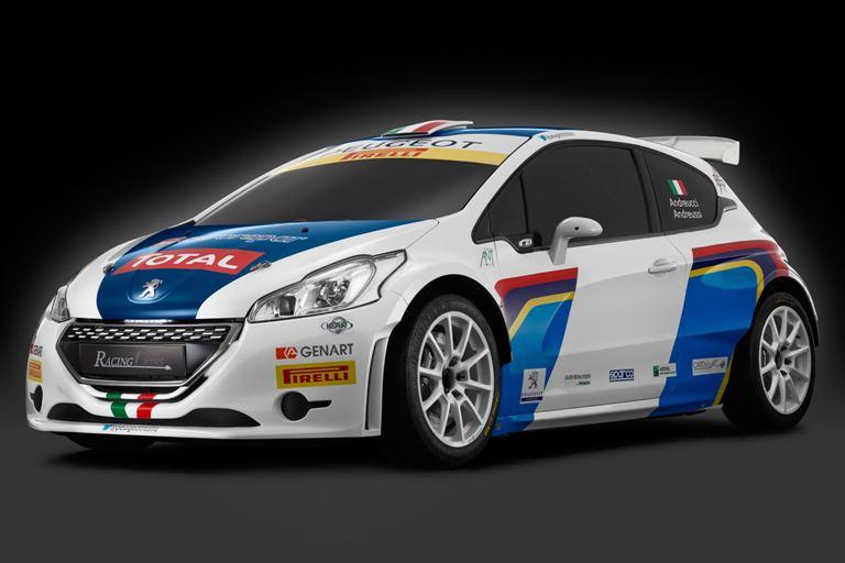 CIR – Conto alla rovescia per il debutto della 208 T16 al Rally del Ciocco