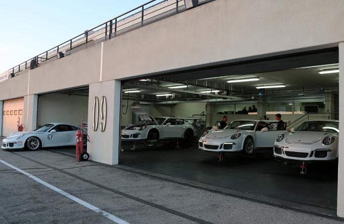 Porsche Carrera Cup Italia: al Paul Ricard positivo roll-out delle prime nove 911 GT3 Cup Type 991