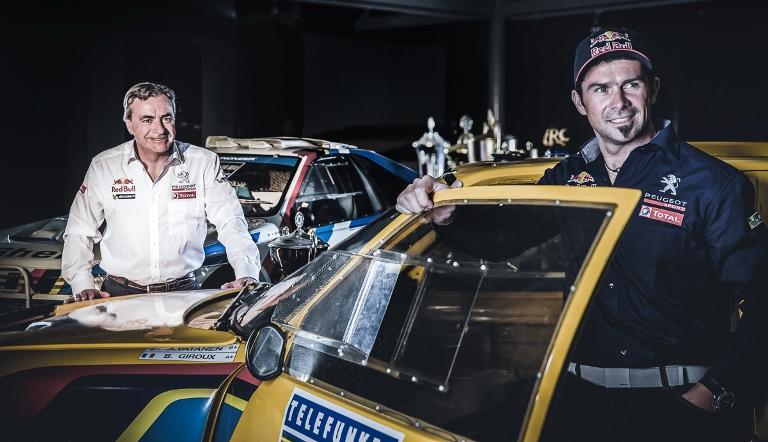 Dakar – Storico ritorno di Peugeot nel 2015