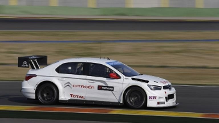 WTCC – Citroën si afferma nei test di Valencia