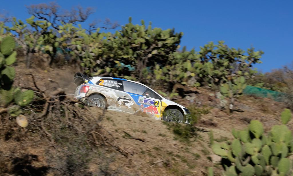 WRC – In Messico shakedown a Latvala