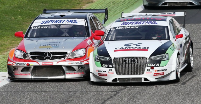 Superstars International Series – Il titolo 2013 va ad Audi Sport Italia
