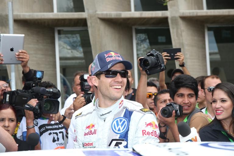 WRC – A Ogier il Fafe Rally Sprint