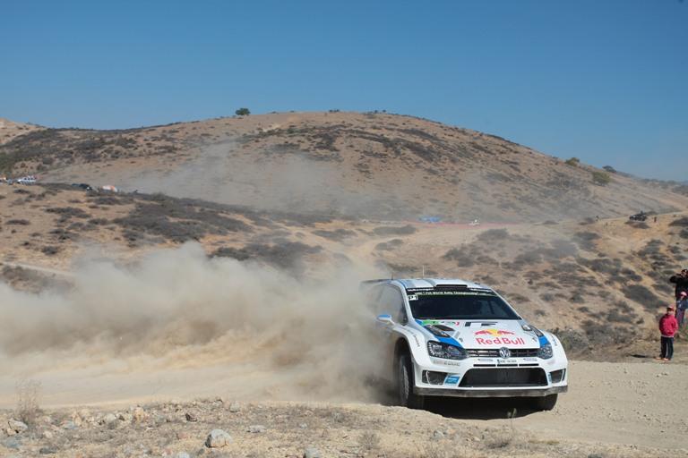 WRC – In Messico continua a dominare Ogier
