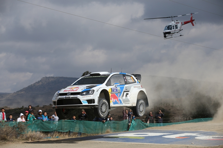 WRC – Ogier imprendibile in Messico