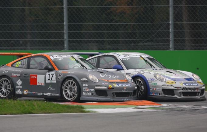 Porsche Carrera Cup: Shakedown sul circuito francese del Paul Ricard