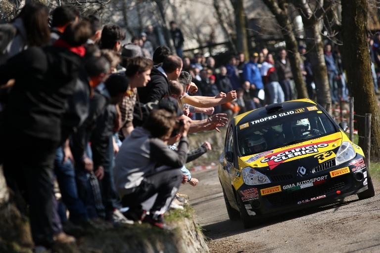 Al via la stagione dei Trofei Renault Rally