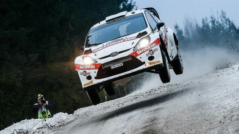 WRC – Henning Solberg al via in Portogallo