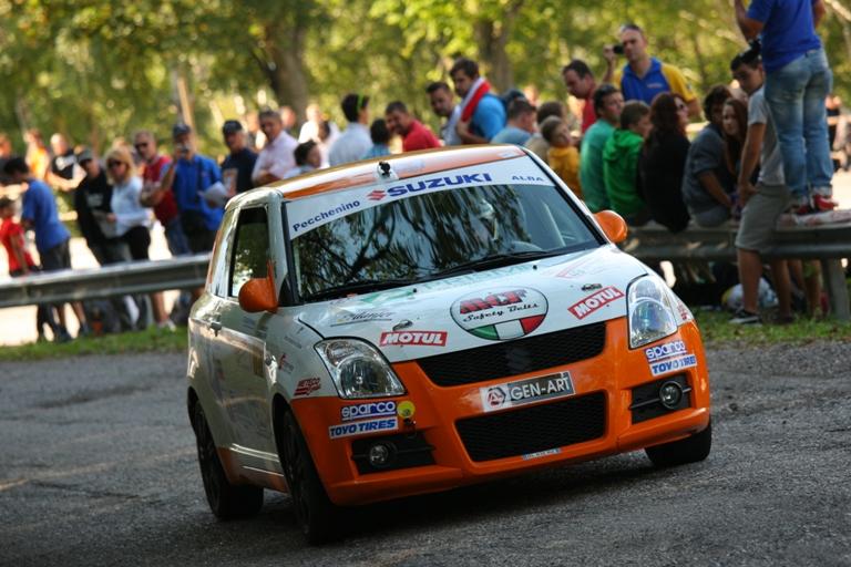 La Suzuki Rally Cup 2014 parte dal 1000 Miglia