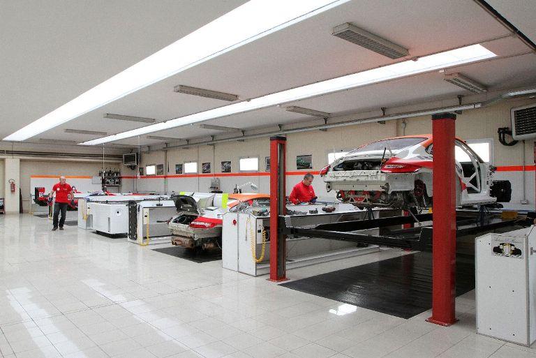 Ghinzani Arco Motorsport debutta nella Targa Tricolore Porsche