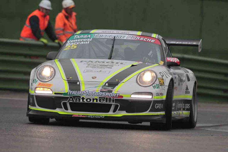 Antonelli Motorsport protagonista nella Targa Tricolore Porsche