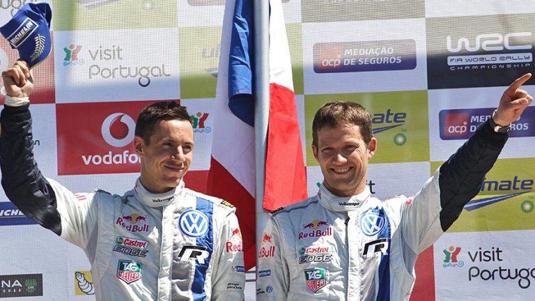 "WRC – Ogier: ""Questa vittoria una ciliegina sulla torta"""