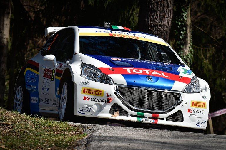 CIR – Il team Peugeot pronto per il Sanremo