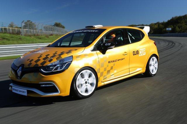 Renault protagonista nel weekend anche in pista