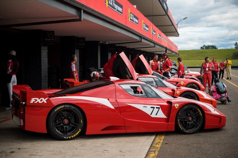 Ferrari Racing Days in Australia