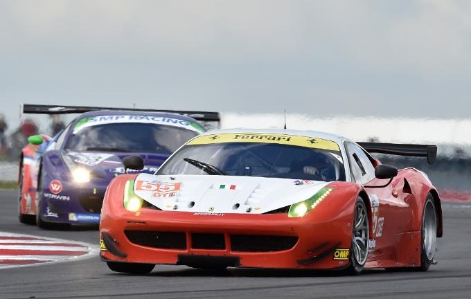 European Le Mans Series – Doppietta e tripletta per le Ferrari a Silverstone