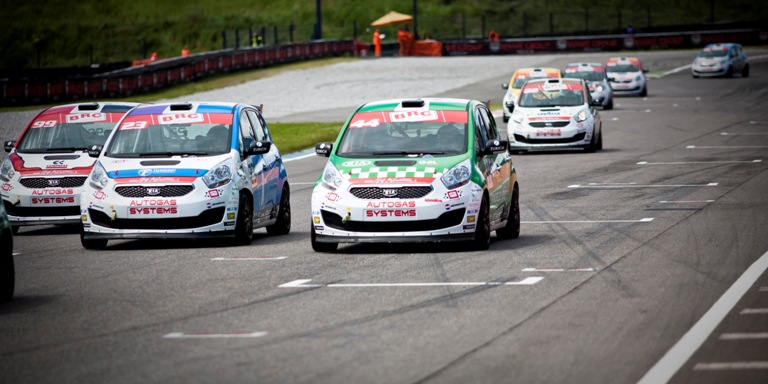Parte l'edizione 2014 della Green Hybrid Cup