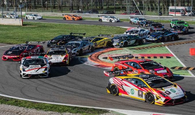 Al via questo weekend a Monza la sesta edizione europea del Lamborghini Blancpain Super Trofeo