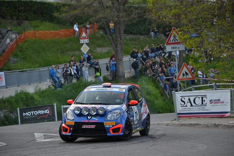 il Rally dell'Elba apre la stagione dei Trofei Clio R3 e Twingo R2 I.R.C.