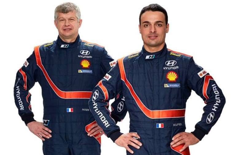WRC – Bouffier ancora uomo Hyundai