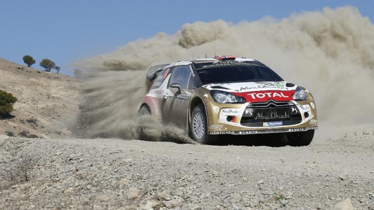 WRC – Citroën presente anche nel 2015