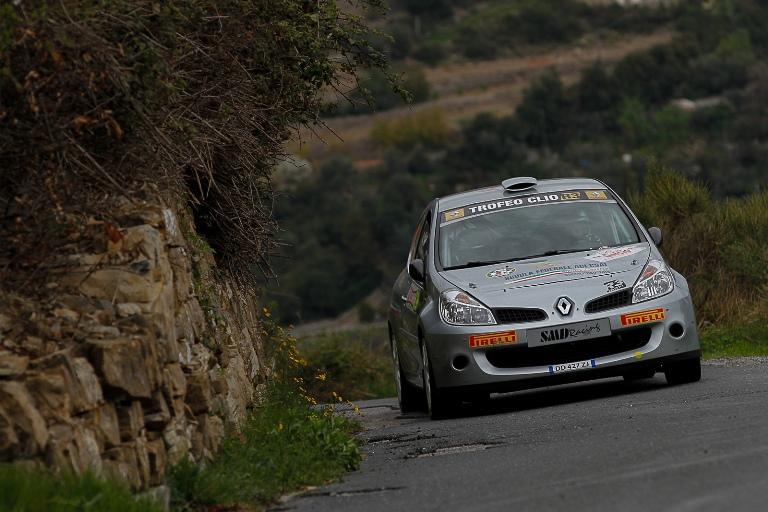 CIR – Partito il Sanremo per i Trofei Renault