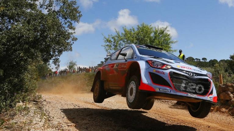 "WRC – Nandan: ""Buoni progressi ma la vittoria è lontana"""