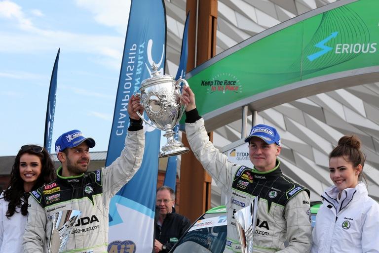 ERC – Lappi vince in Irlanda