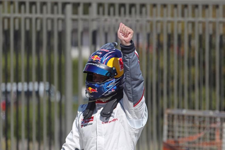 WTCC – Loeb davanti a tutti a Le Castellet