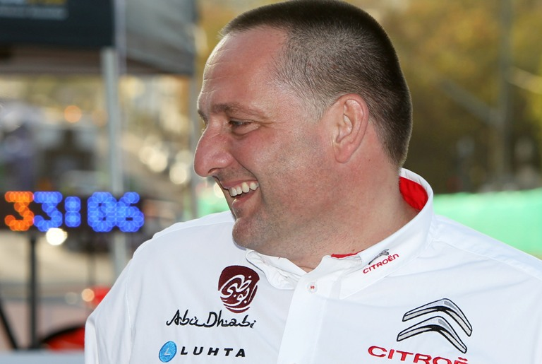 "WRC – Matton: ""Meeke rimarrà in Citroën"""