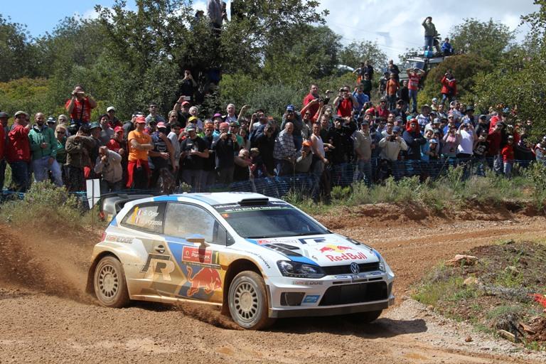 WRC – Ogier di nuovo in testa