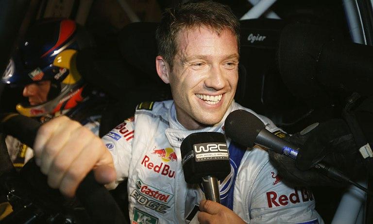 WRC – Ogier già davanti in Portogallo