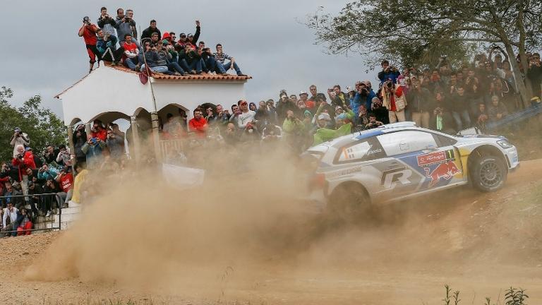 WRC – Ogier sempre più leader