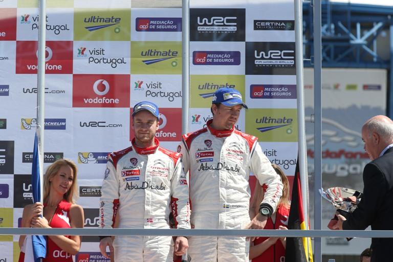 """WRC – Ostberg: """"Un podio che mi auguro ci porterà bene"""""""