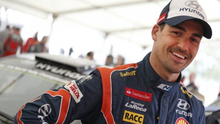 WRC – Sordo al posto di Hänninen in Argentina