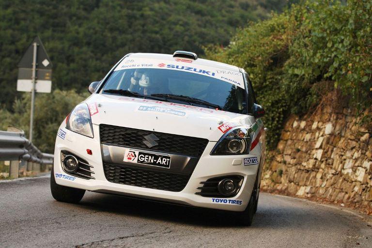 Suzuki Rally Trophy – La serie scatta dal Sanremo Leggenda