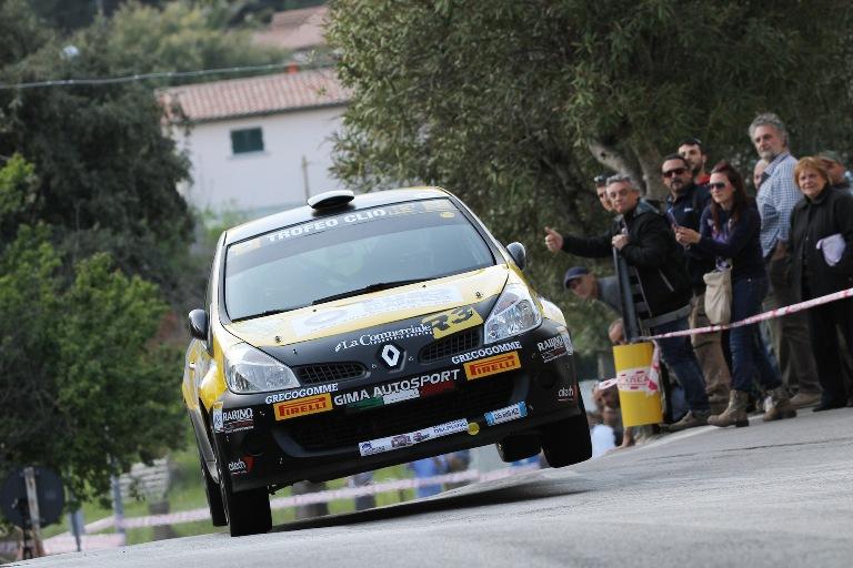 Vescovi-Guzzi vincono il 1° Rally Elba Internazionale