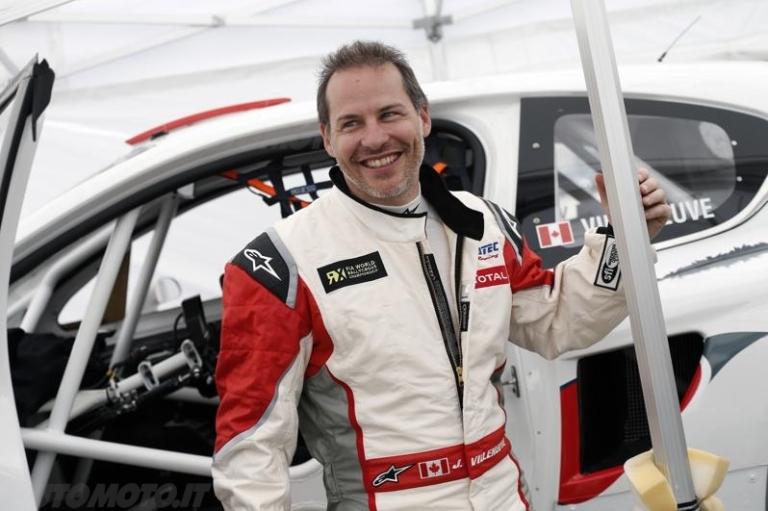 """World RallyCross – Villeneuve: """"Questa serie mi ricorda le vecchie corse"""""""