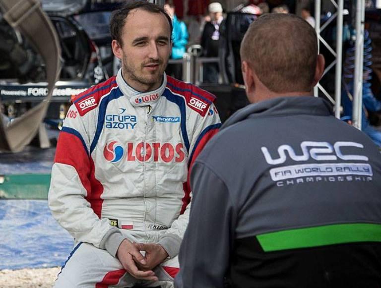"""WRC – Kubica: """"Presto andrà meglio"""""""