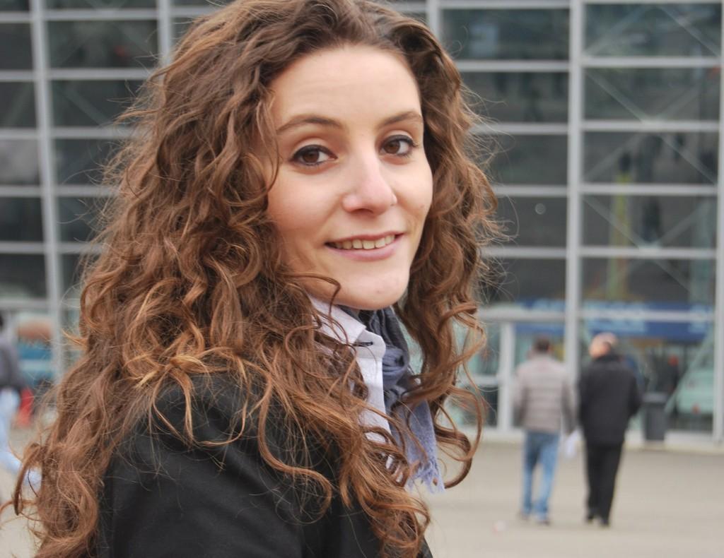 Alessandra Brena a Misano per il MINI Challenge