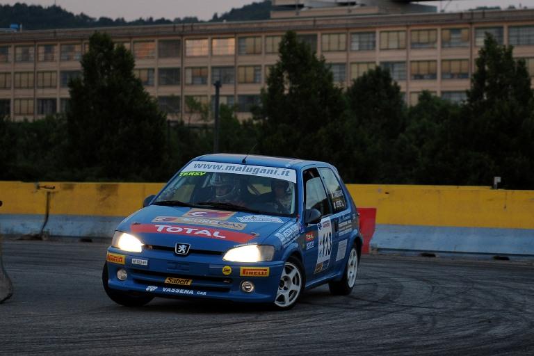 Il Peugeot Competition riprende il 2 giugno
