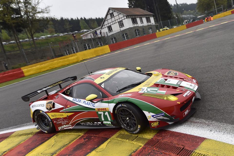 """Davide Rigon """"A Le Mans per il podio"""""""