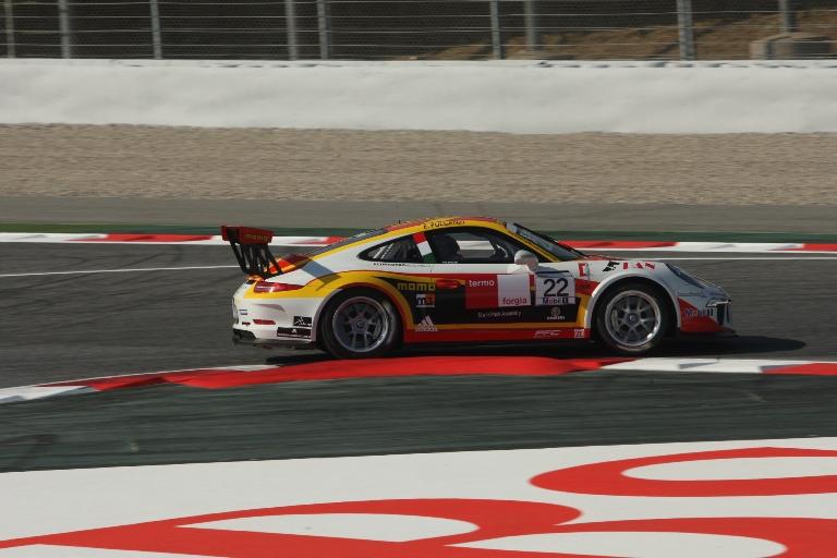 Porsche Mobil 1 Supercup – Fulgenzi pronto per debuttare tra i muretti di Monaco