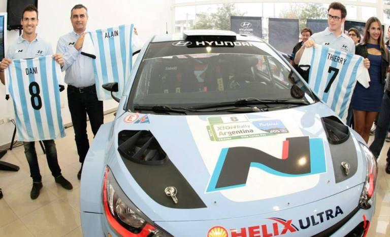 WRC – Hyundai pronta per l'insidiosa Argentina