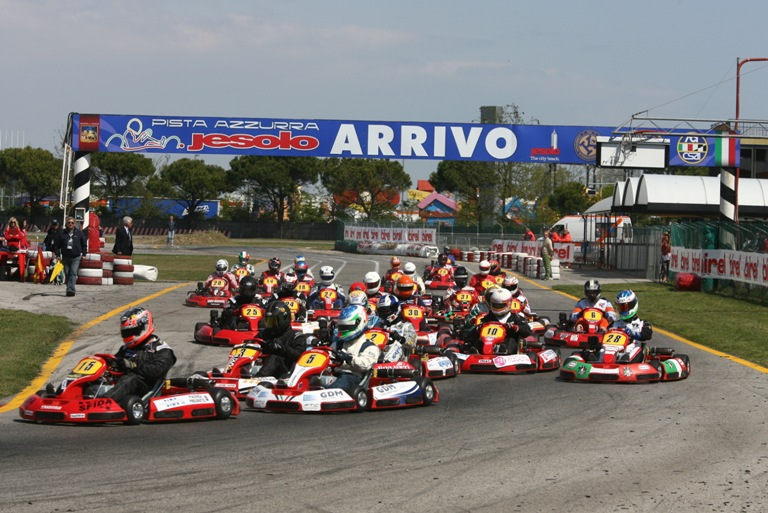 Parte il trofeo ITalian Kart Challenge 2014