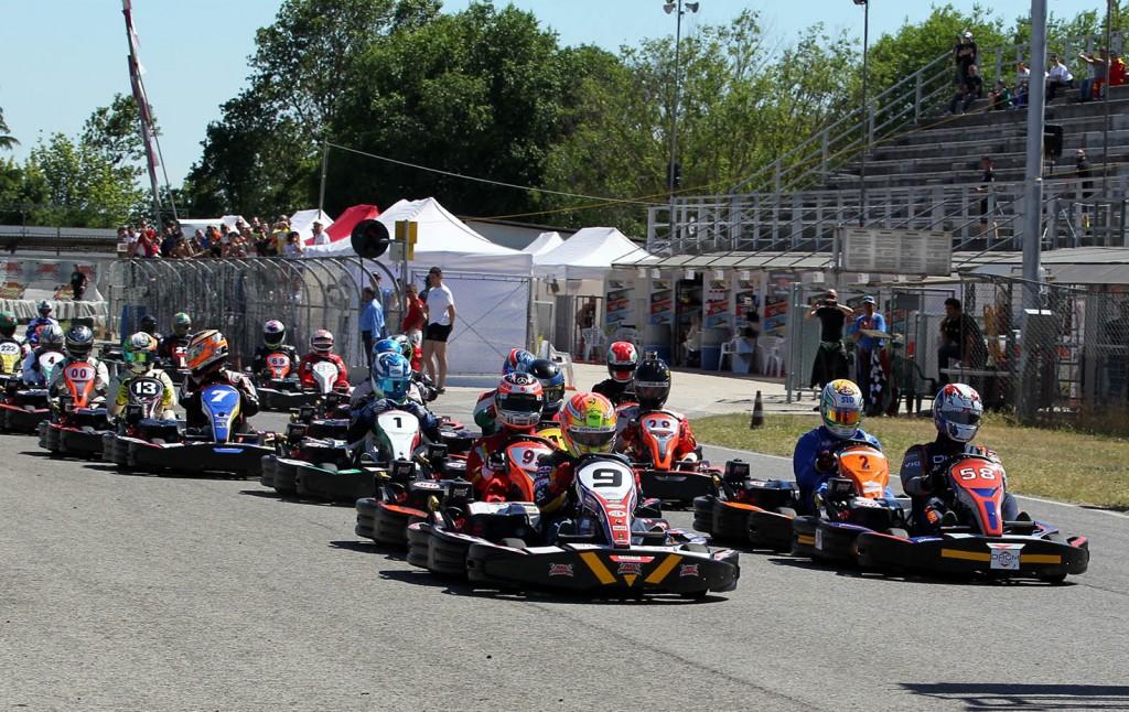 Il Team Minardi by Pastina&Friends archivia Pomposa con un settimo posto