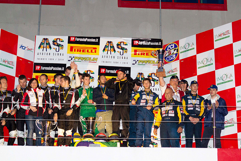 Il Team Minardi by Pastina&Friends a caccia della vittoria nella 24H di Pomposa