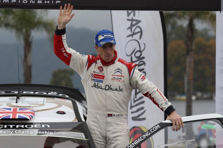 """WRC – Meeke: """"In Argentina ho cercato di non rischiare"""""""