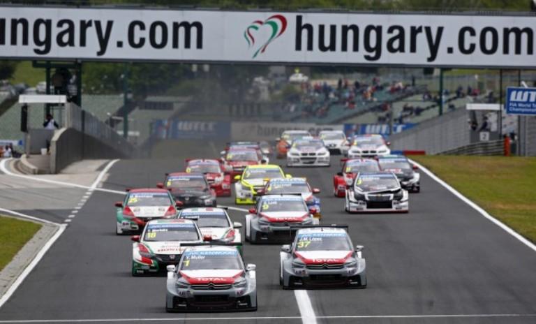 WTCC – Citroën contenta a metà in Ungheria