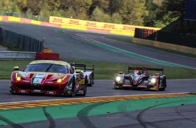 """FIA WEC – Davide Rigon """"Un podio in ottica Le Mans"""""""